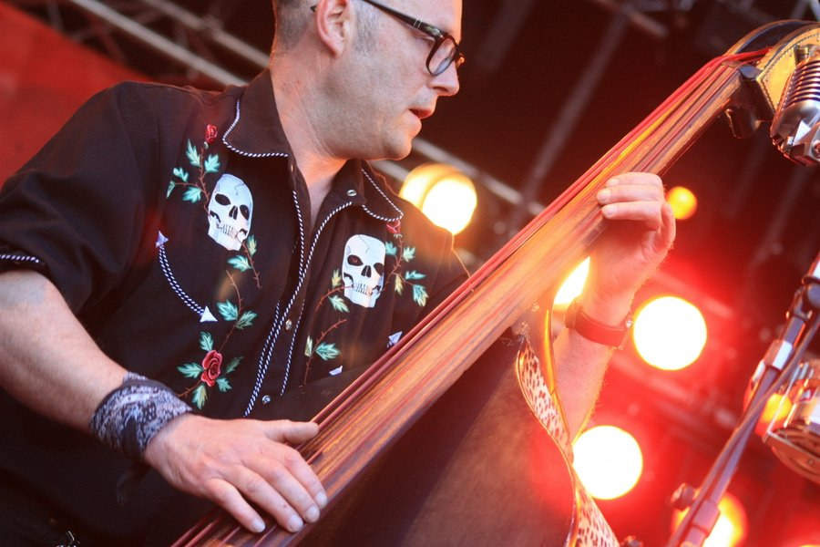 Behind the Eightball beim Hafen Rock 2015 | © Michael Spangenberg