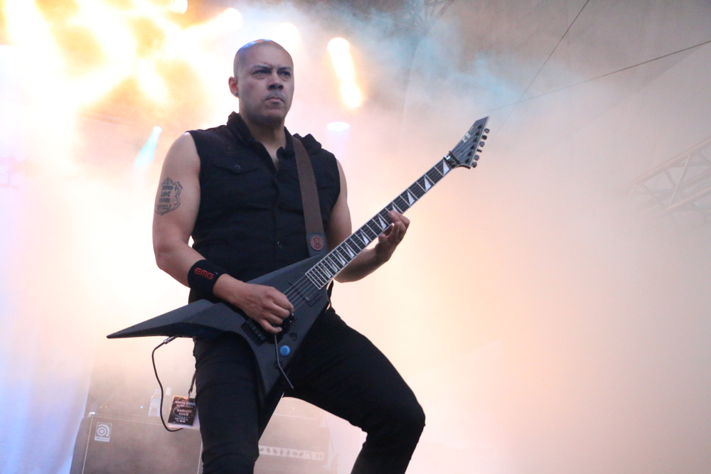 Darkest Hour (USA) beim Hafen Rock 2017 | © Michael Spangenberg